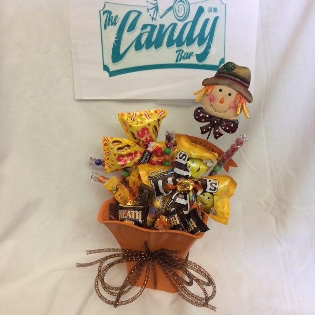 Scarecrow Bucket