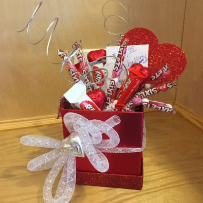 Medium Valentine Box