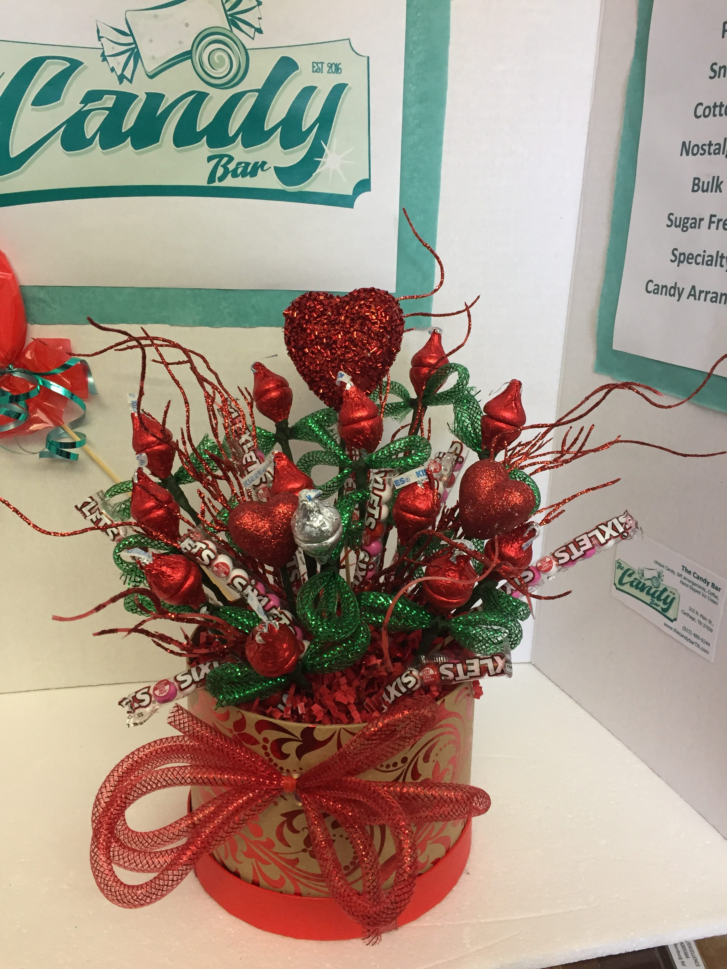 Bouquet of Roses | Shop | The Candy Bar